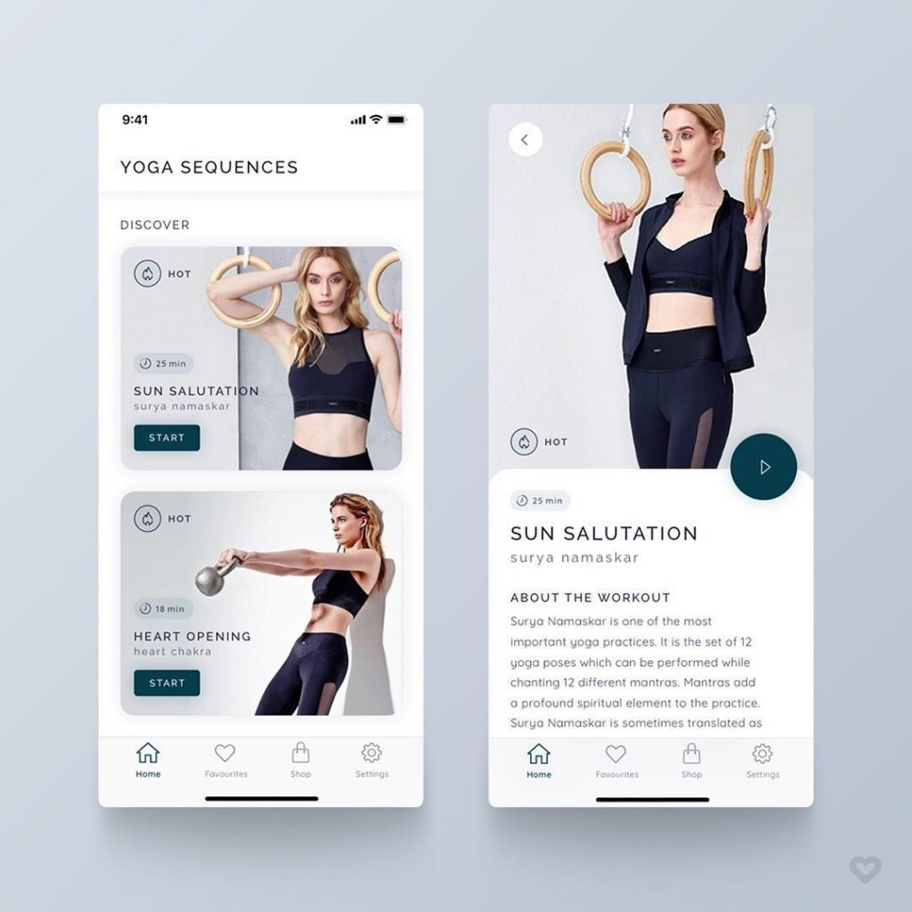 Gym & Fitness Template 3