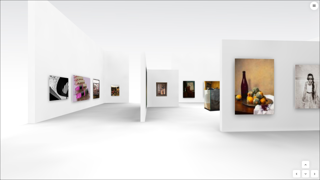 Create Your Virtual Gallery Online